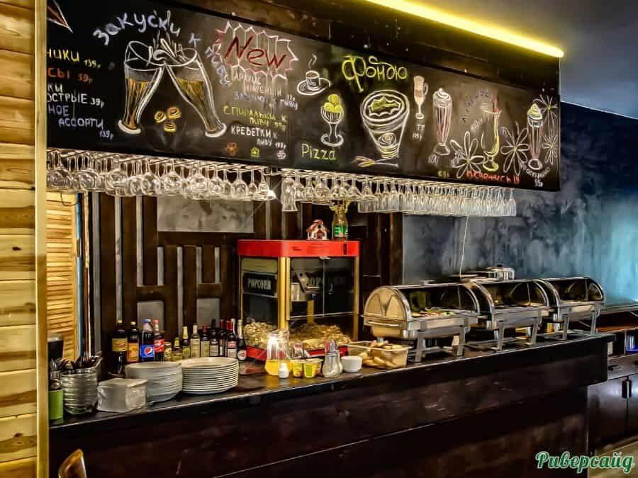 Кафе отдых на Дону Волгоградская область