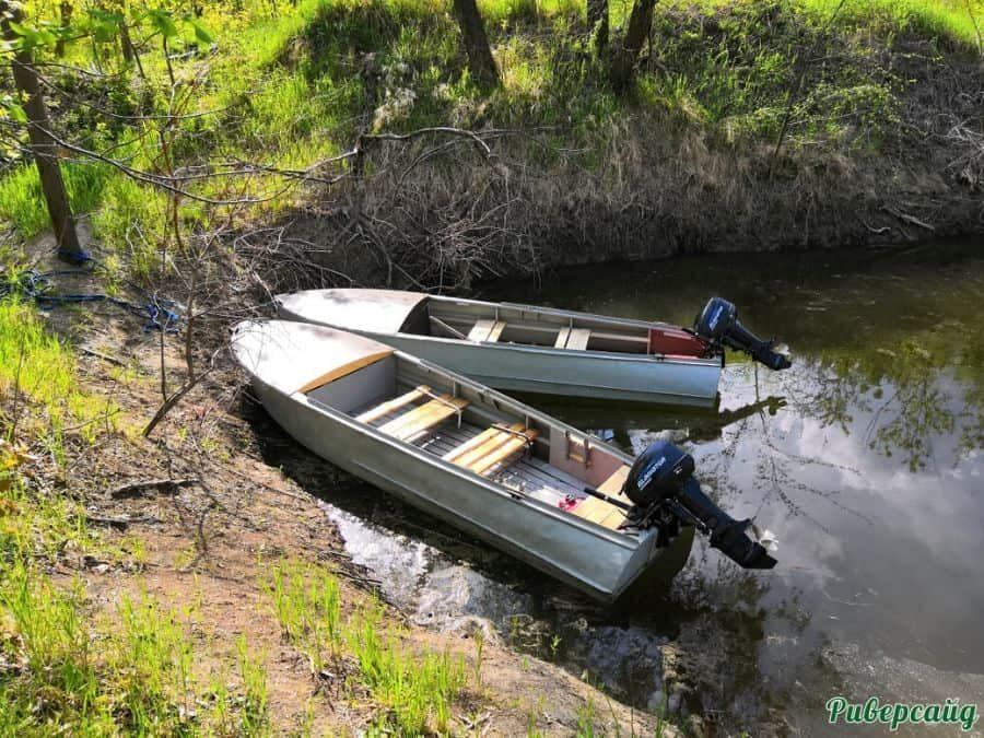 Прокат лодок на Дону Волгоградская область